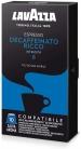 Lavazza Compatibili Nespresso Decaffeinato Ricco – 100 Caps
