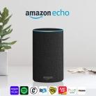 🔊Amazon Echo 2nd Gen – Altoparlante intelligente con integrazione Alexa