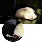 💡Lampada LED da tavolo a Libro – Pieghevole