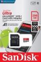 💾SanDisk Ultra Scheda di Memoria MicroSDXC da 256 GB e Adattatore