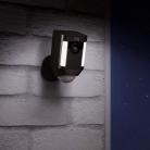 👁Videocamera di sicurezza HD con faretto LED