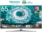 HISENSE Smart TV ULED Ultra HD 4K 65″