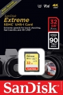 💾SanDisk Extreme Scheda di Memoria da 32 GB
