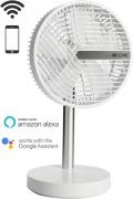 Ventilatore Smart con WiFi e App – Controllo vocale