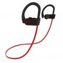 🎧 Auricolari Wireless Bluetooth 4.1 Rosso