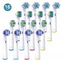 😁Pacco da 16 Testine per Spazzolini Oral B