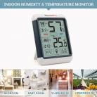🌦ThermoPro Termometro Igrometro Digitale da Interno
