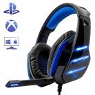 🎧Cuffie Gaming Super Confortevoli con Microfono e Stereo Bass