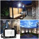 Fari di sicurezza 30W – Riflettore LED super Luminoso