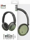 🎧Trust Urban Kodo – Cuffie Wireless Bluetooth Verde