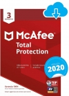 McAfee Total Protection 2020 – 3 Dispositivi