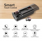 Auricolari Bluetooth Stereo con Custodia di Ricarica 6000mAh
