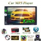 Autoradio Bluetooth 2 DIN – Stereo 7 Pollici Touchscreen