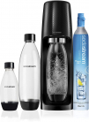 Sodastream Gasatore D'Acqua Spirit – Mega Pack Black