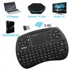 ⌨️Mini Tastiera Wireless Multimediale con Touchpad