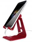 📲Supporto Smartphone Universale Multi-angolo – Rosso