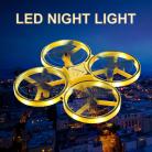 Drone con LED con Controllo Gestuale