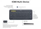 Logitech K380 Tastiera Multidispositivo Bluetooth