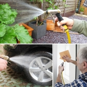 💦 Pistola da Giardino Irrigazione ad Alta Pressione