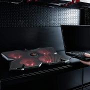 Trust GXT Base di Raffreddamento per Laptop