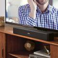 Bose 'Solo 5 TV' Sistema Audio – Soundbar Nero