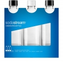 🔵SodaStream 3 Bottiglie Universali per gasatore d'acqua 1lt