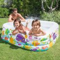 🏖Intex Piscina Acquario Multicolore