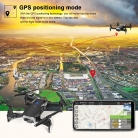 Drone Pieghevole GPS Telecamera HD 1080P