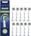 Oral-B CrossAction – Testine di Ricambio 10 pz