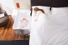 Brevi Nanna Oh – Culla fianco letto con Funzione Dondolo