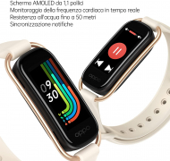 """OPPO Band – Smartwatch Display AMOLED a Colori 1.1"""""""