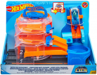 Hot Wheels Pista Super Spin a 4 Livelli