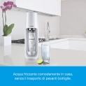 🔵Sodastream Spirit – Gasatore di Acqua Frizzante Bianco