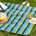 Coperta da picnic – retro impermeabile 200 x 200 cm