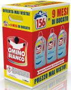 Omino Bianco Detersivo Lavatrice – Muschio Bianco 156 Lavaggi