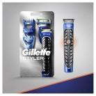 🔪Gillette Fusion ProGlide Styler Rasoio a Batteria