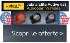 Scopri le offerte Jabra Auricolari & Cuffie
