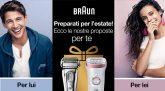 🌸Offerte fino al 51% di sconto sui prodotti Braun