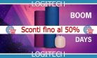 Offerta esclusiva su speaker Ultimate Ears (Logitech)