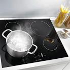 Piano Cottura a Induzione – 4 zone di cottura