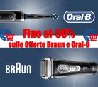 Fino al-50% sulle Offerte Braun e Oral-B