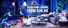 Goditi il cinema a casa tua