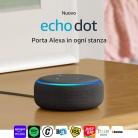 🔊Amazon Echo Dot – 3° generazione