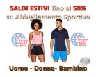 💸Sconti Abbigliamento Sportivo -50%