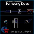 "Ultimo Giorno! Offerte ""SAMSUNG DAYS"""