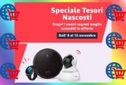 """""""Speciale Tesori Nascosti"""" – Grandi Offerte fino al 12 novembre"""
